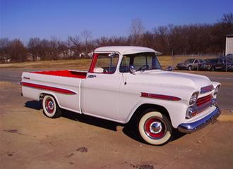 Chevrolet C10 1959 Classic And Antique Car Trader Auto Drivers
